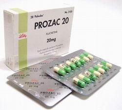 Prozac 20 mg 48 Tablets